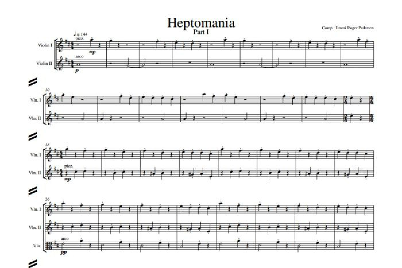 HEPTOMANIA